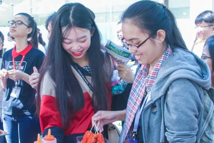 "Vietnamese-Korean Family Support Festival: ""Heart of Love"""